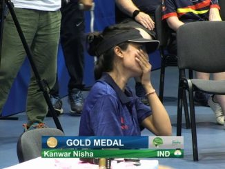 Nisha Kanwar Shooting Para olympic